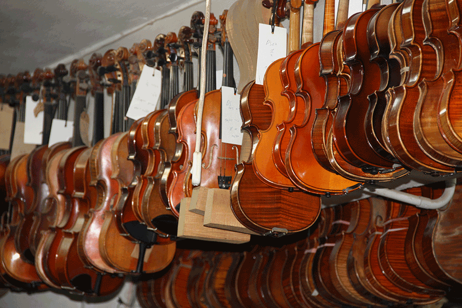Violins of Hope Comes to Cleveland