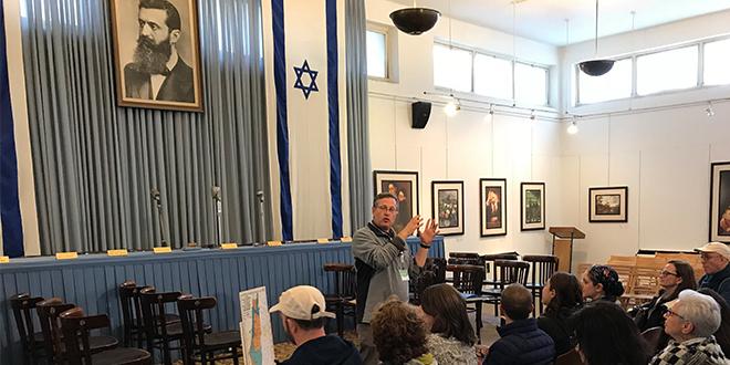 Jewish Federation of Cleveland: Travel Blog: Wolf Fellows